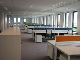 nieuw kantoor Adecco